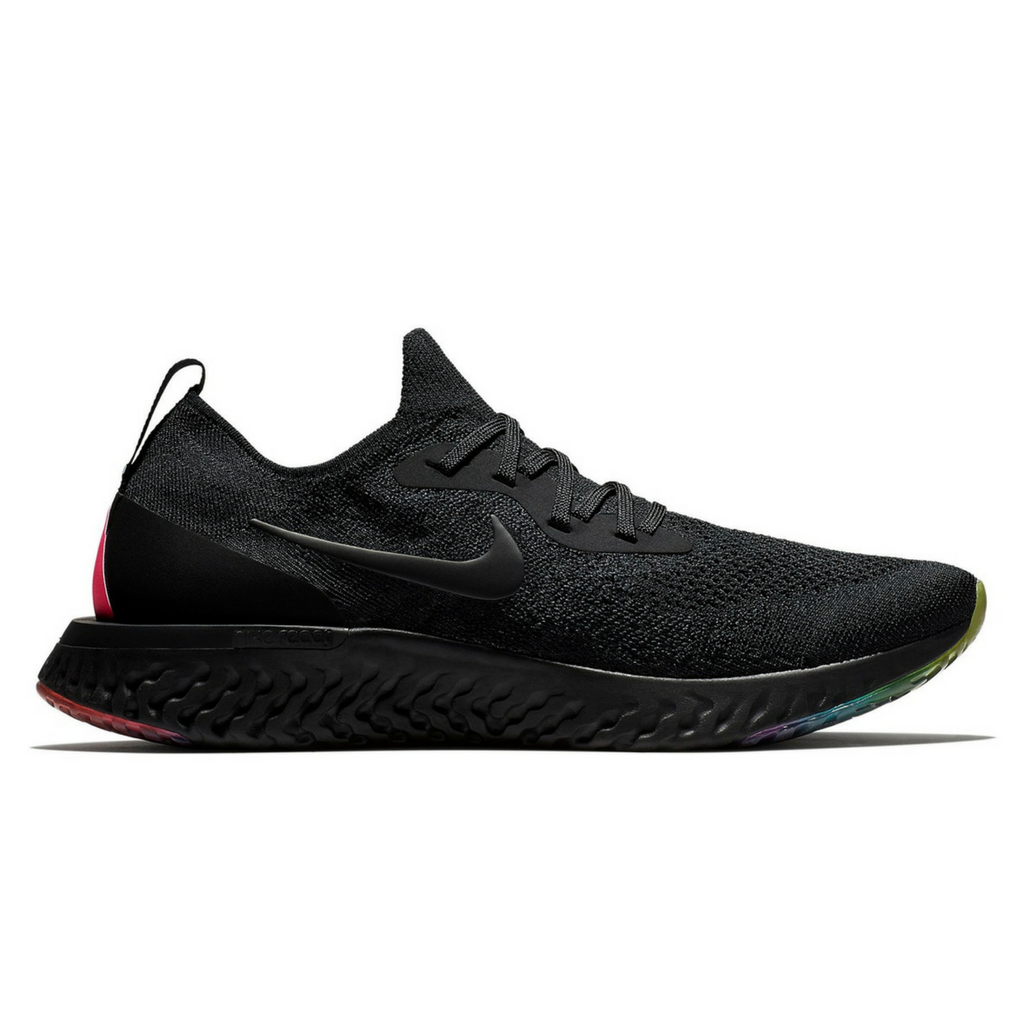Nike Epic React Flyknit BETRUE - leaders1354