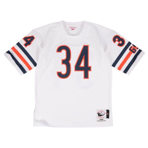 Walter Payton Authentic 1985 Jersey