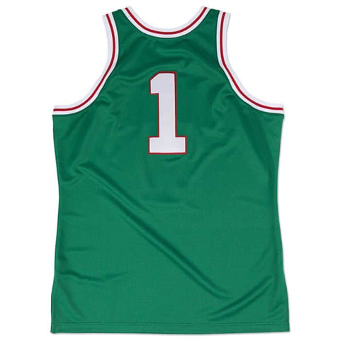 Oscar Robertson Bucks Authentic