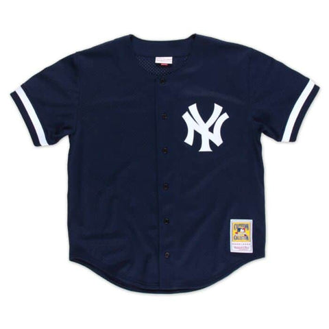 Bernie Williams 1998 Authentic Batting Jersey
