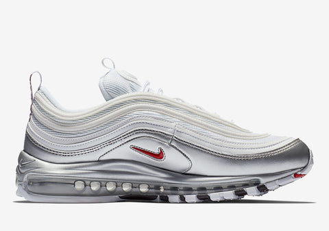 Nike Air Max 97 White/Metallic Silver