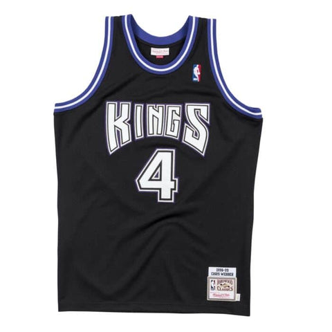 Chris Webber 1998-99 Sacramento Kings Authentic Jersey
