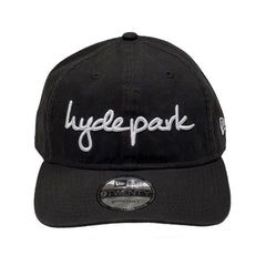 Hyde Park Dad Hat Black - leaders1354