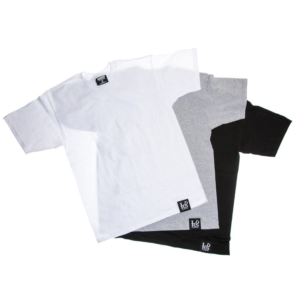 Leaders Multipack Tees - leaders1354
