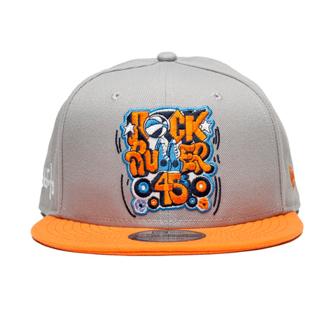 Leaders x Bobbito Hats Orange Fitted - leaders1354