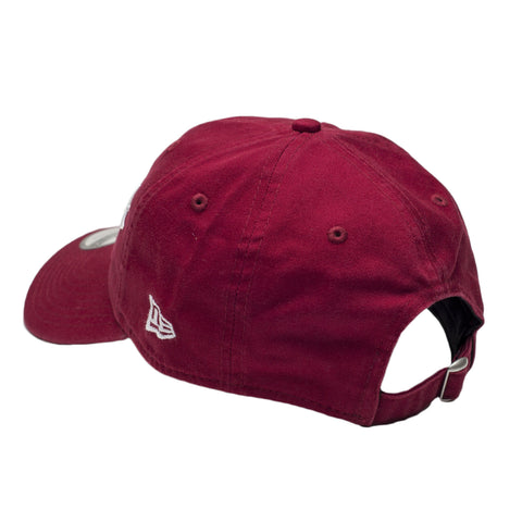 Hyde Park Dad Hat Burgundy