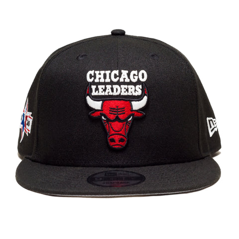 Chicago Leaders Bulls Snapback Black - leaders1354