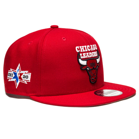 Chicago Leaders Bulls Snapback - leaders1354