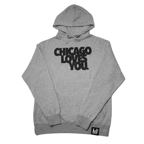 Chicago Loves You Pullover