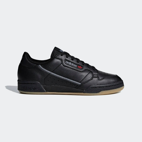 Adidas Continental 80 Black/Gum - leaders1354