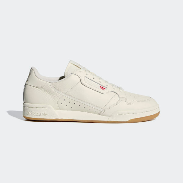 Adidas Continental 80 White/Gum - leaders1354