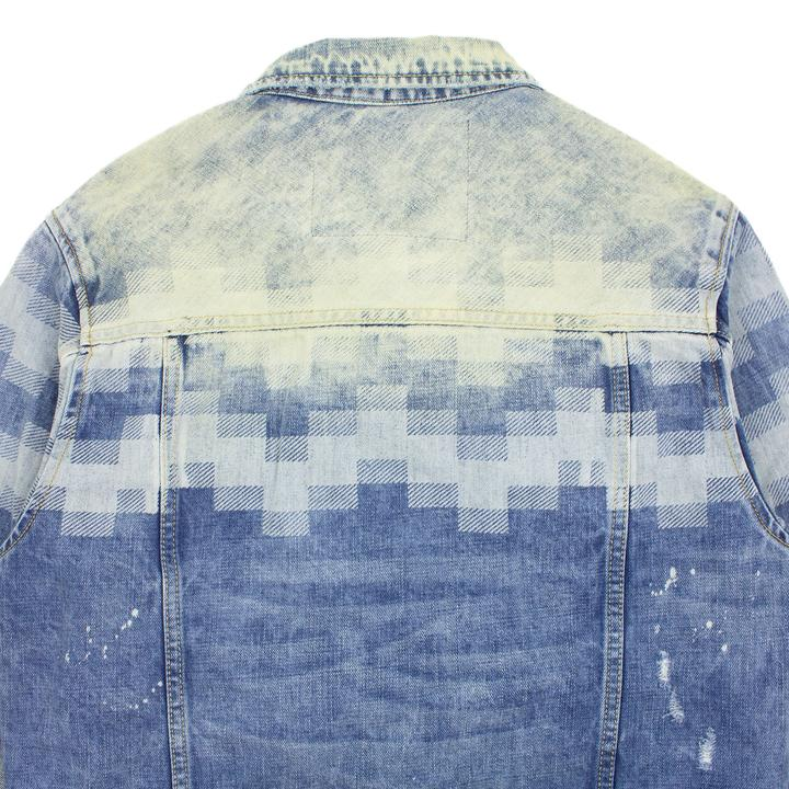 Digi Denim Jacket - leaders1354