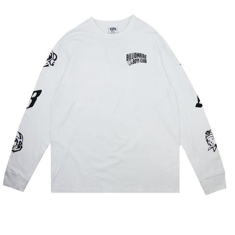 Billionaire Boys Club Flyboy LS Tee