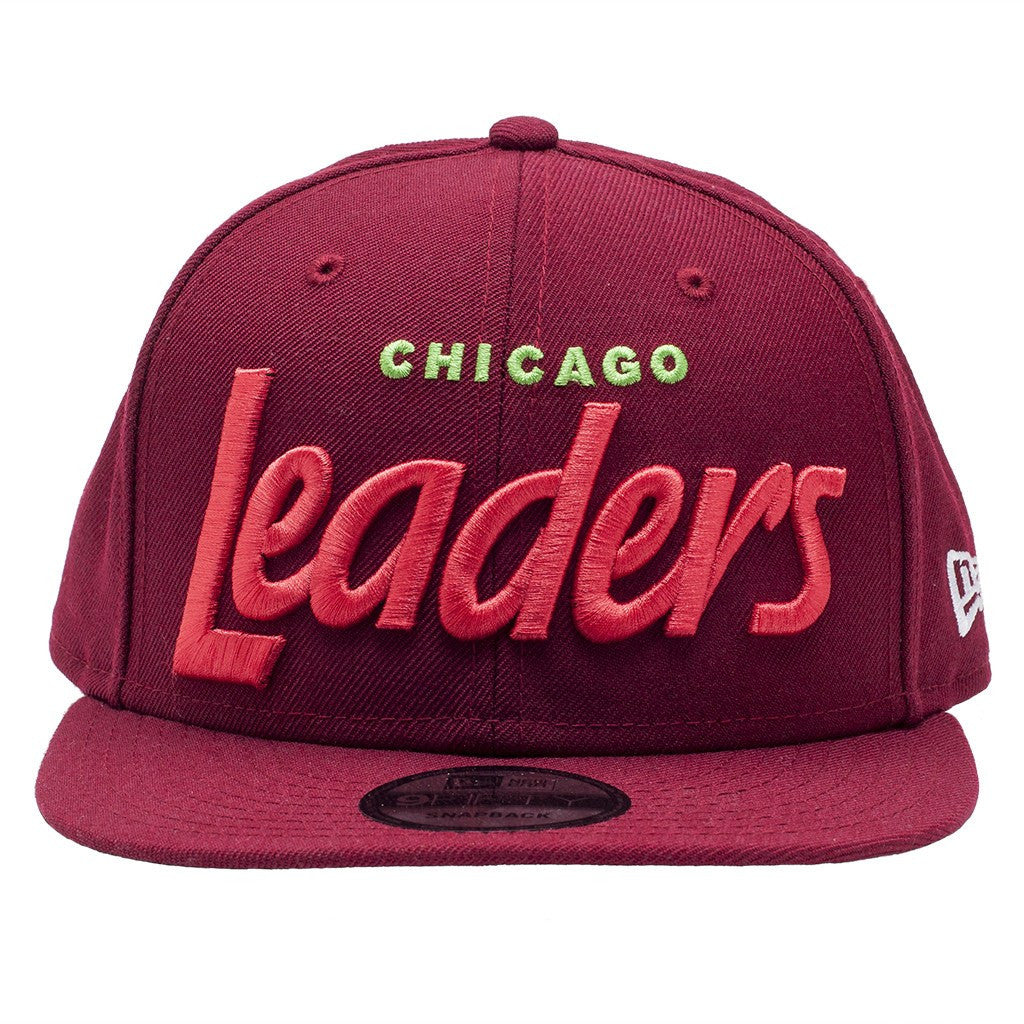 Leaders Kiwi Strawberry Chicago Snapback