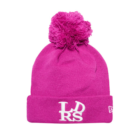OG Pom Beanie Hot Pink - leaders1354