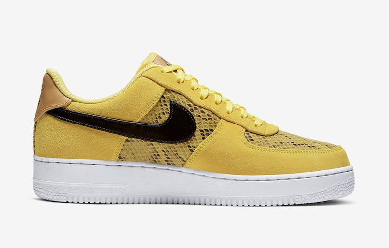 Air Force One PRM Yellow Snake - leaders1354