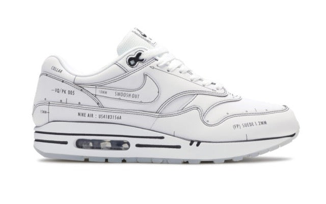 Air Max 1 Schematic - leaders1354