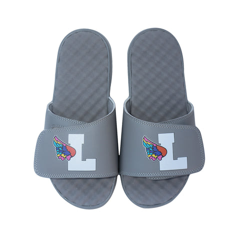 Grey L-Wing Slides