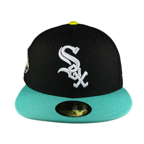 Chicago White Sox Mint World Series Fitted Hat