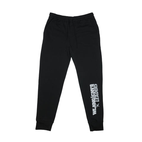 LDRS1354 X WC BLACK SWEATS - leaders1354