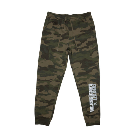 LDRS1354 X WC CAMO SWEATS