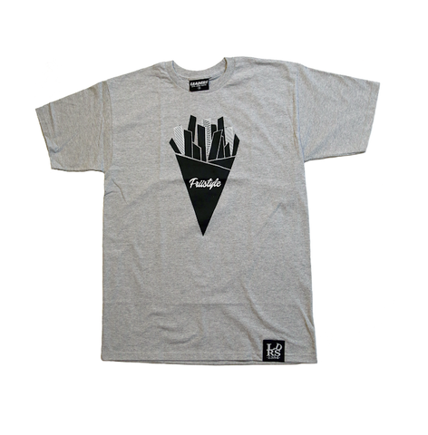 Friistylechi Tee Grey - leaders1354