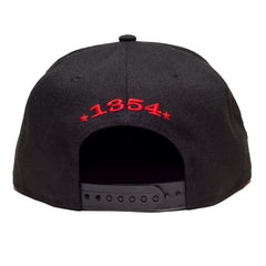 Benny The Bull Leaders Snapback - leaders1354