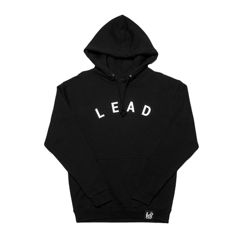 "Lead ""Mission Statement"" Pullover Black - leaders1354"
