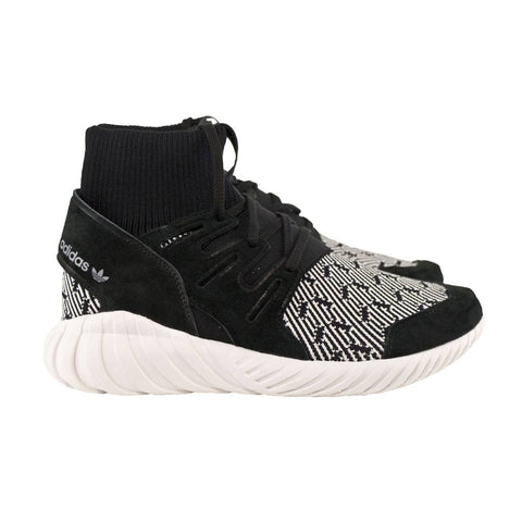 Adidas Tubular Doom Black/White Pattern