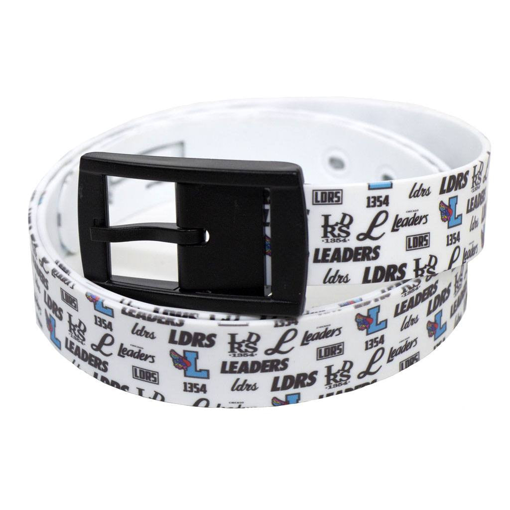 Leaders Logos Belt - leaders1354