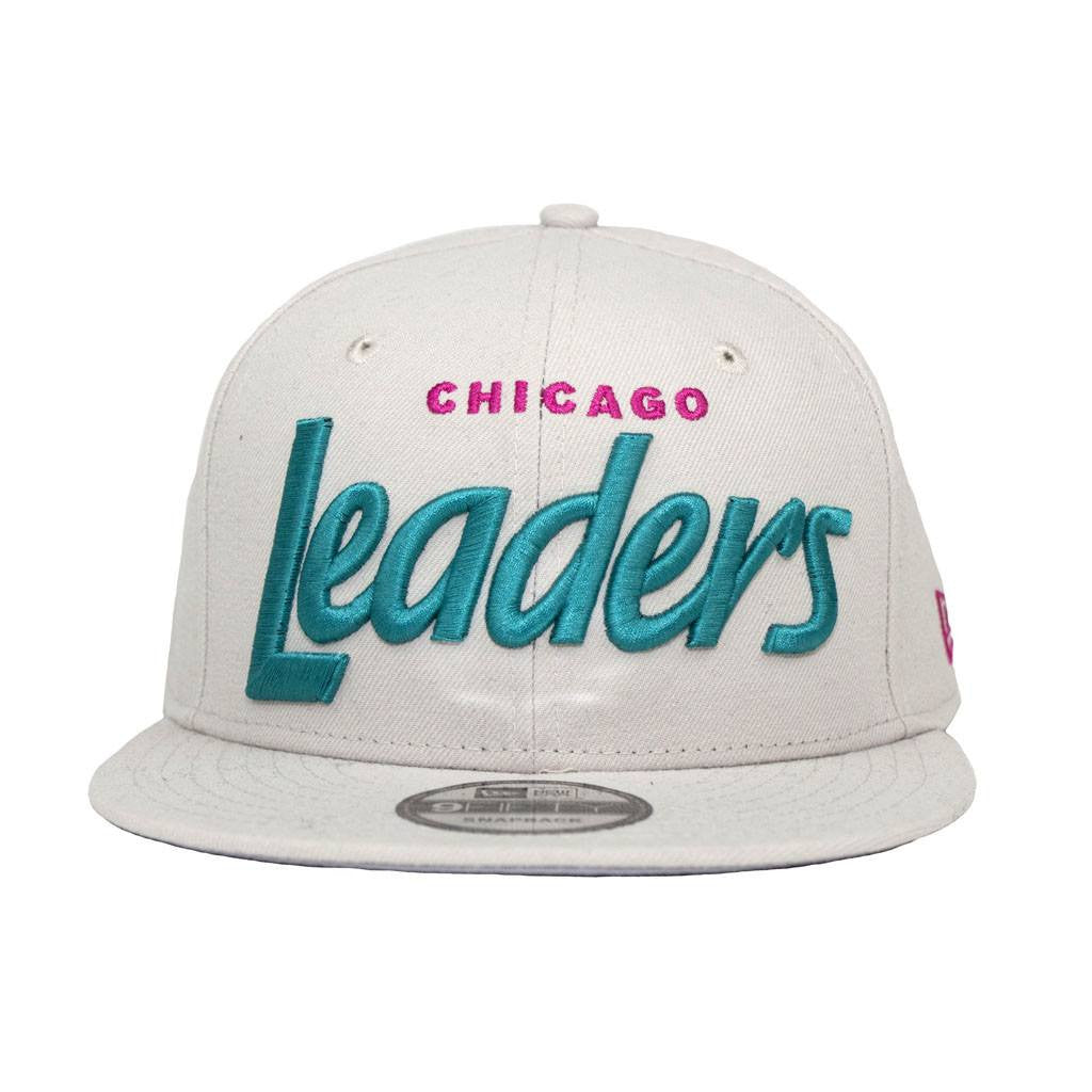 Leaders Stone Teal Snapback