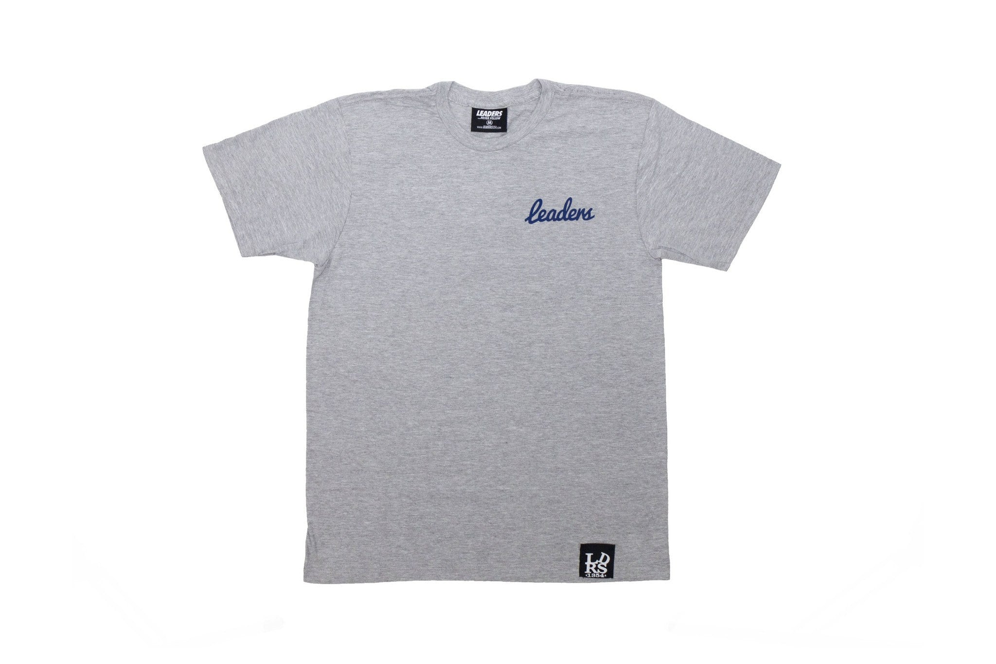 Leaders Cursive No-Pocket Tee