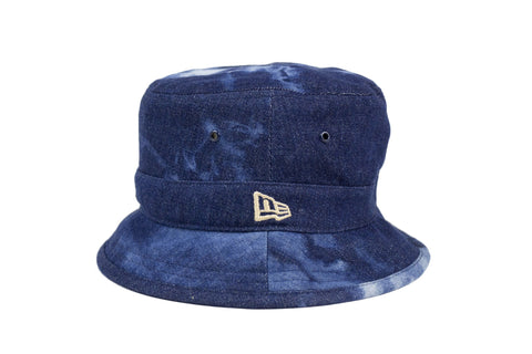 Washed Denim Bucket - leaders1354