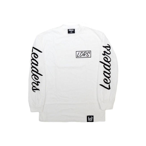 Leaders Jumbo Cursive Long Sleeve