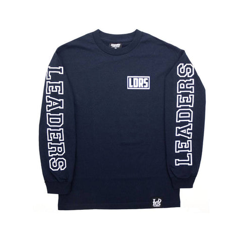 Leaders Jumbo Letter Long Sleeve