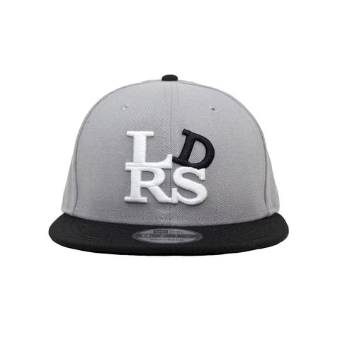 Leaders LDRS Block Gray Snapback