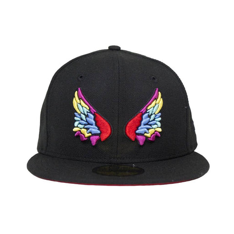 Leaders Wings Multi Color Fitted