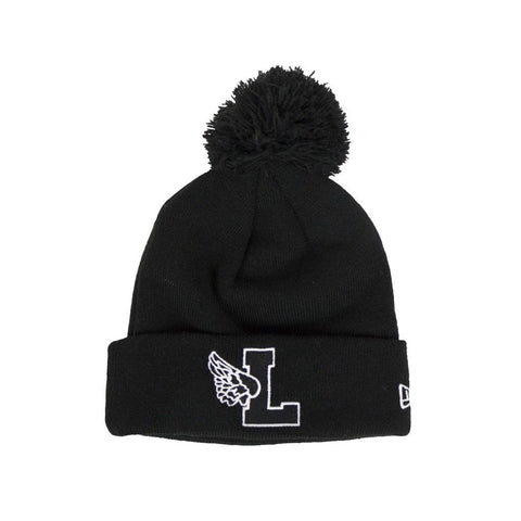 Leaders L Wing Skully Black
