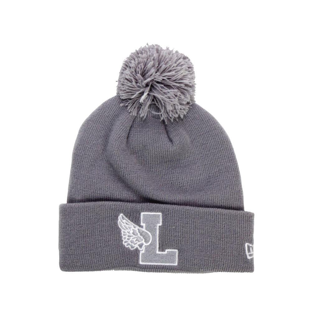Leaders L Wing Skully Grey
