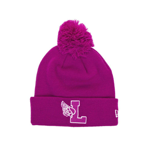 Leaders L Wing Skully Pink