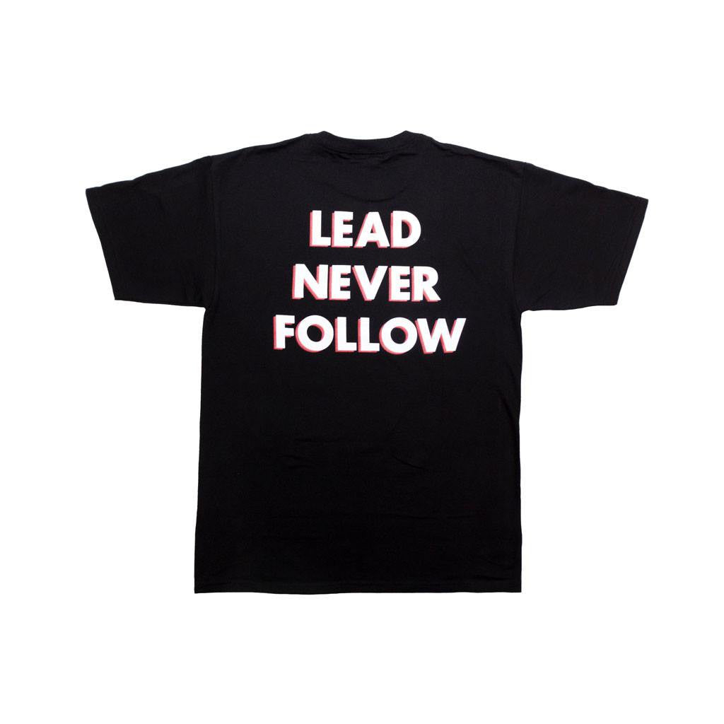 Leaders L Wing x Lead Never Follow Tee