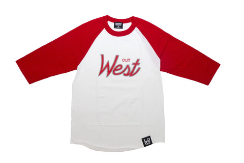 WC x LDRS Out West Raglan