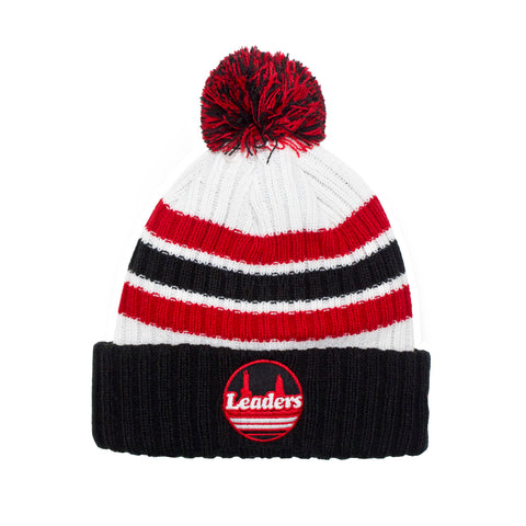 Chicago Seal Pom Pom Beanie - leaders1354