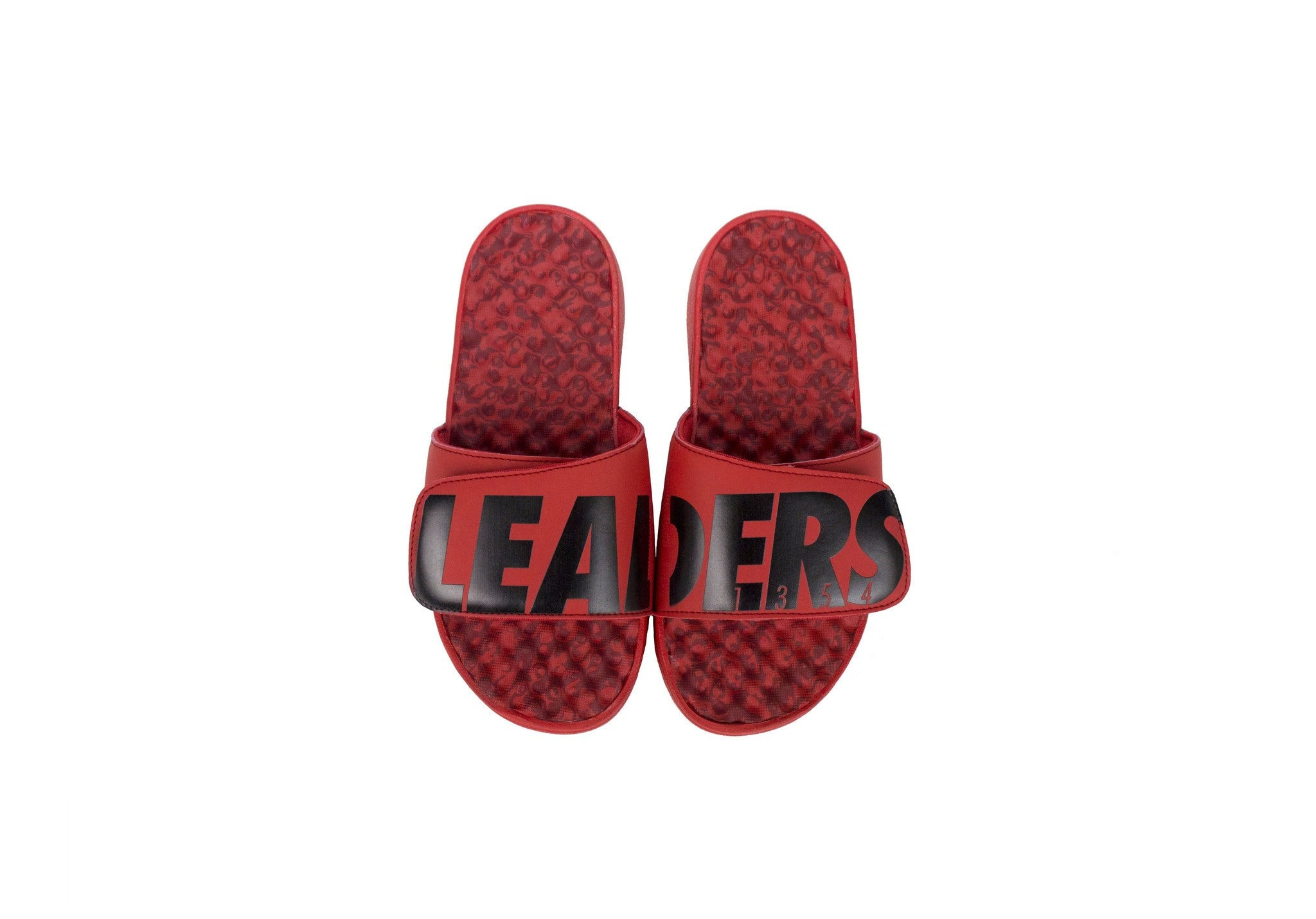Leaders Red/Black Slides