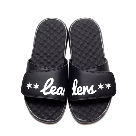 All-Star Slides Black - leaders1354