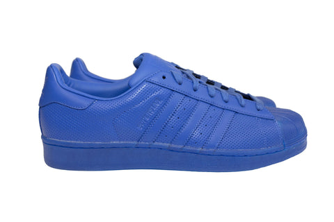 Adidas Superstar Blue