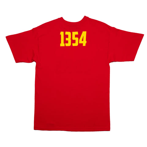 Leaders RBG Tee Red