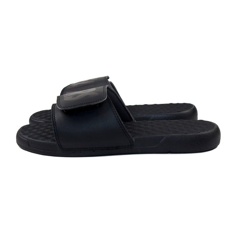 Black Monochromatic Slide