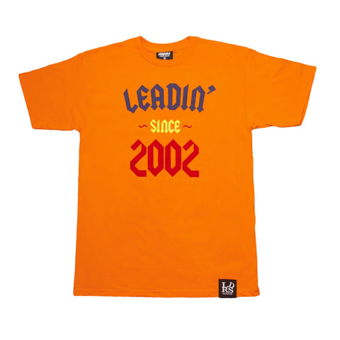 Leaders Leadin' Since 2002 Tee - leaders1354