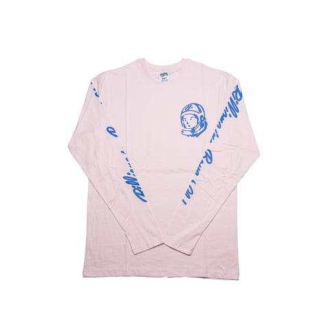 Billionaire Boys Club Pink Longsleeve